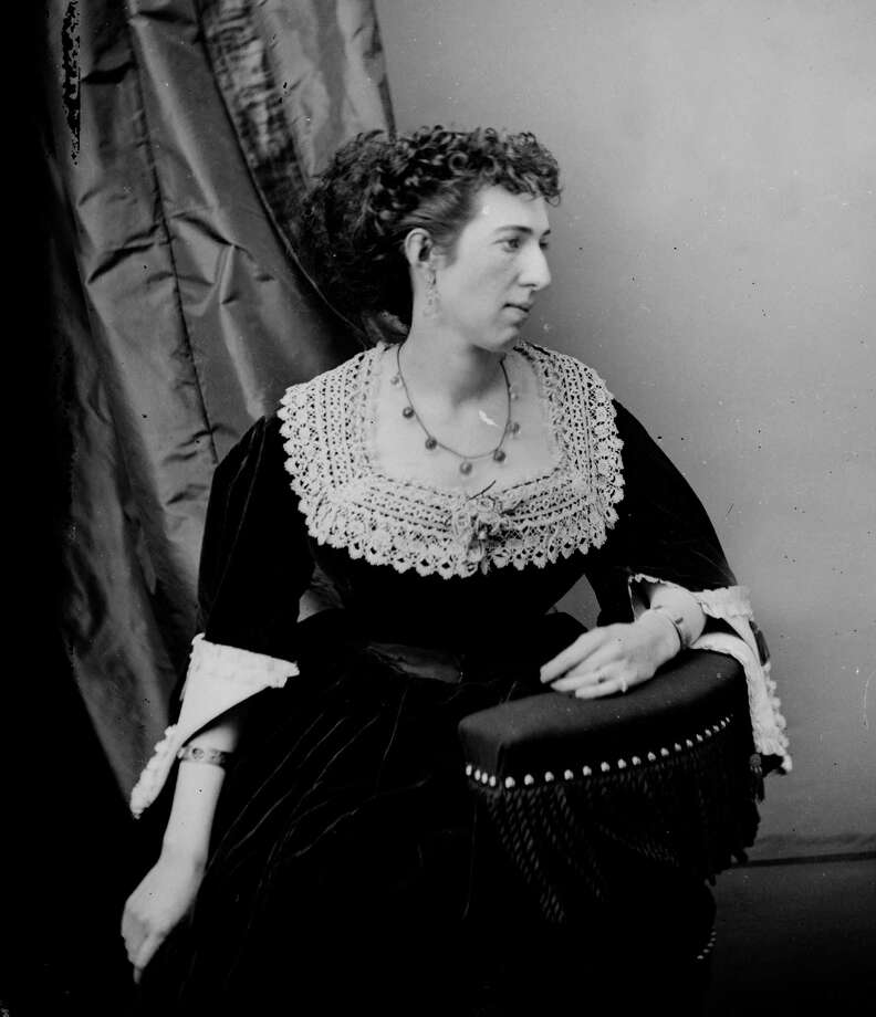 Isabella Marie Boyd aka Belle Boyd (1844-1900) Confederate spy during civil war, c. 1865 Photo: Apic / Getty Images, Hulton Archive / APIC