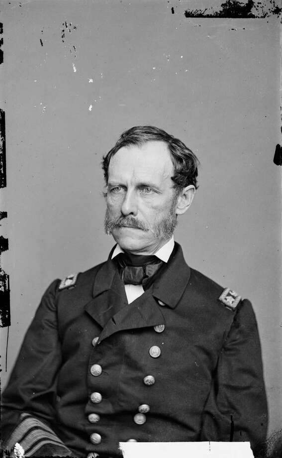 Portrait (by Mathew Brady) of Rear Admiral John A. Dahlgren, officer of the Federal Navy, Washington DC, mid to late 19th century. Photo: Library Of Congress, PhotoQuest/Getty Images / LOC