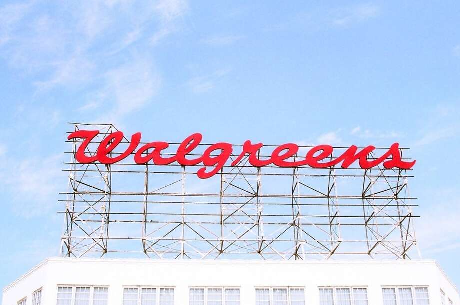 Walgreens, average score of 25