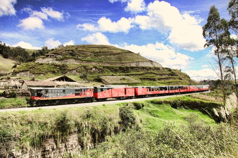 The diversity of Ecuador's landscape, from coastal lowlands to foothills and mountains, is showcased by the new Tren Crucero luxury rail excursions.