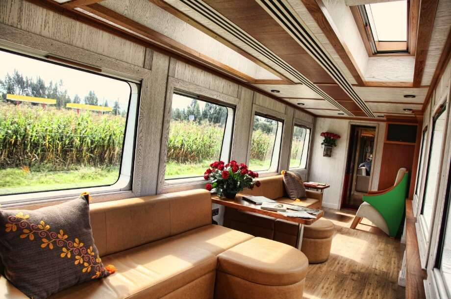 Large, luxurious spaces for relaxation are among the high-end amenities of the new service.