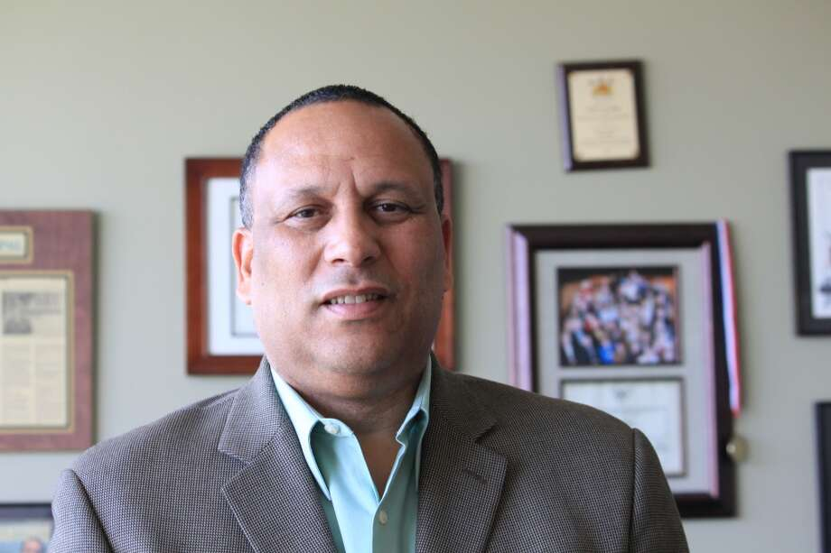 Henry Alvarez, head of the San Francisco Housing Authority. Photo: Rose Dennis, San Francisco Housing Authority