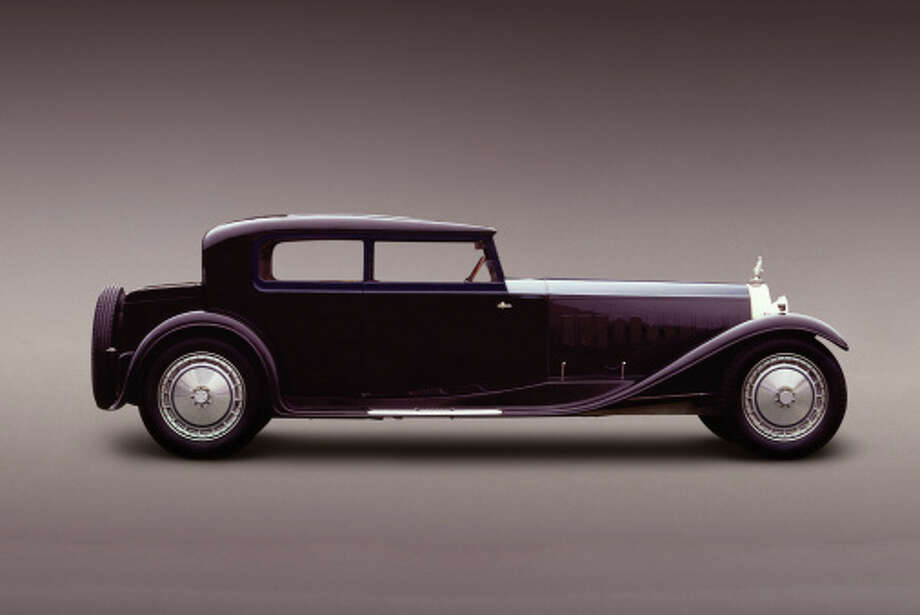 Most expensive car is... The 1931 Bugatti Royale Kellner Coupe is the most expensive car ever made. The car was sold for $8.7 million. Photo: Car Culture, Getty Images/Car Culture / Car Culture