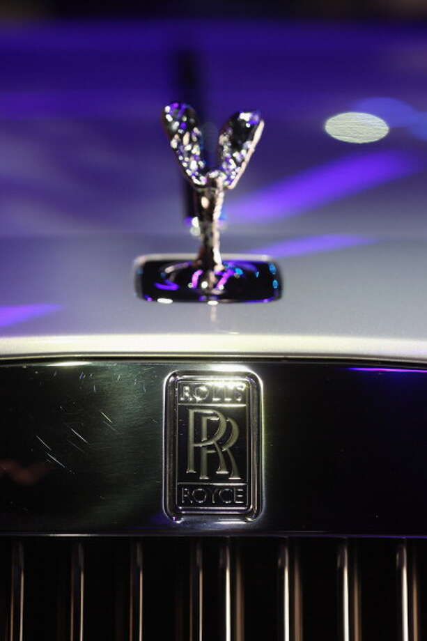 Where Rolls Royce is most popularThe highest percentage of Rolls Royces per capita is in Hong Kong. Photo: Oli Scarff, Getty Images / 2013 Getty Images