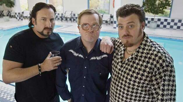 'Trailer Park Boys 3: Don't Legalize It' - The Trailer Park Boys are back. But these are tough times for Ricky, Julian, and Bubbles, and for everyone in Sunnyvale Trailer Park. Julian is broke. With all his latest money-making plans having failed, he's forced to concoct his greasiest scheme ever. To make it even greasier, he has to do business with his arch-enemy, Cyrus, who's waiting in Montreal to close the dirty deal. Available Nov. 29