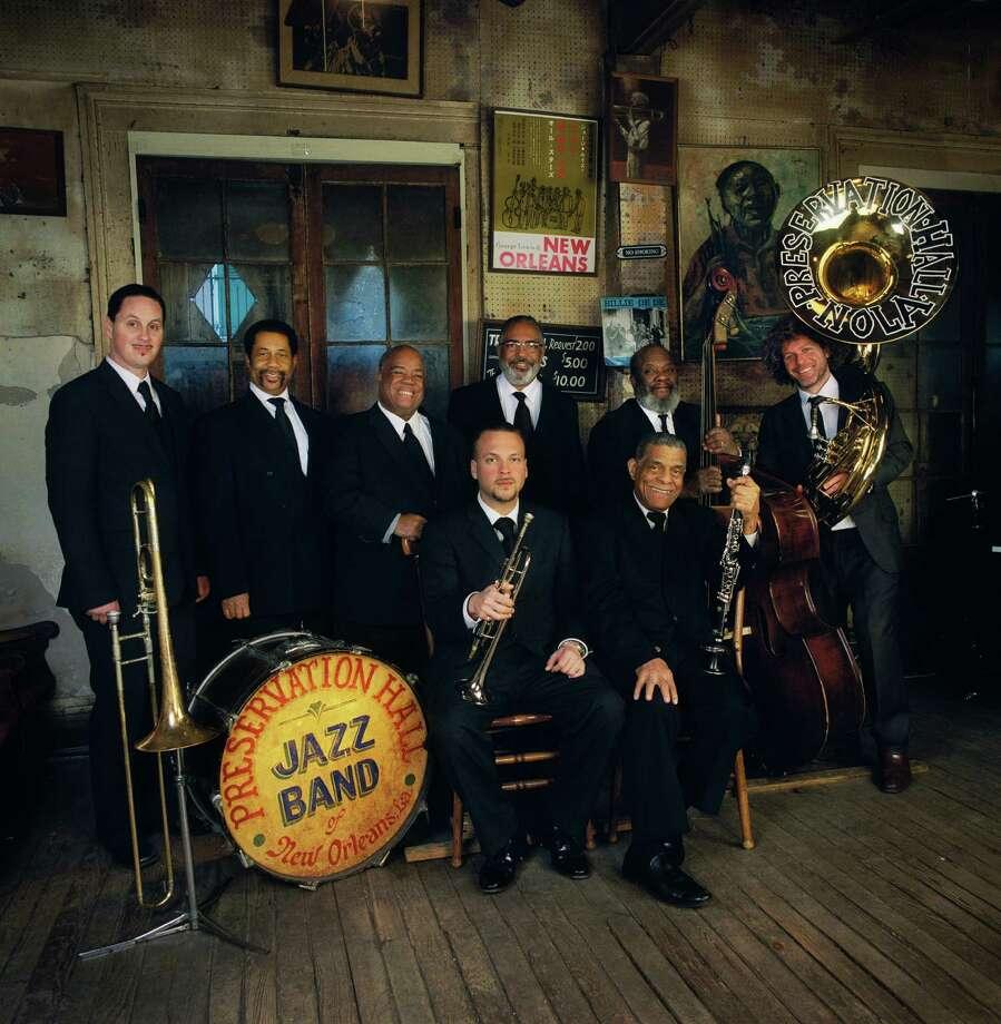 Preservation Hall Jazz Band (Courtesy SPAC)