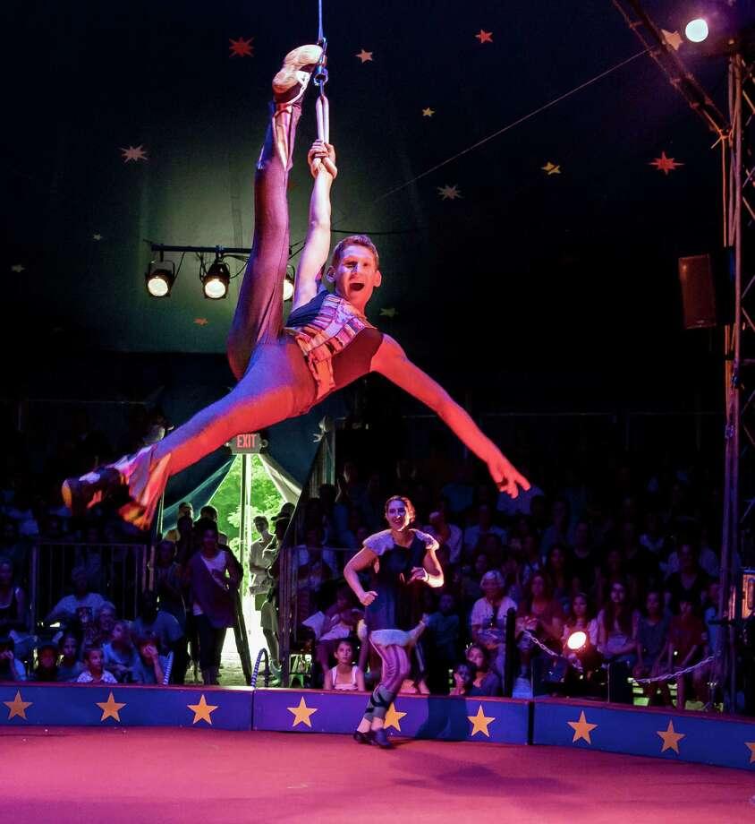 Circus Smirkus's 2012 tour (Robert Sanson) Photo: Robert Sanson / Robert Sanson
