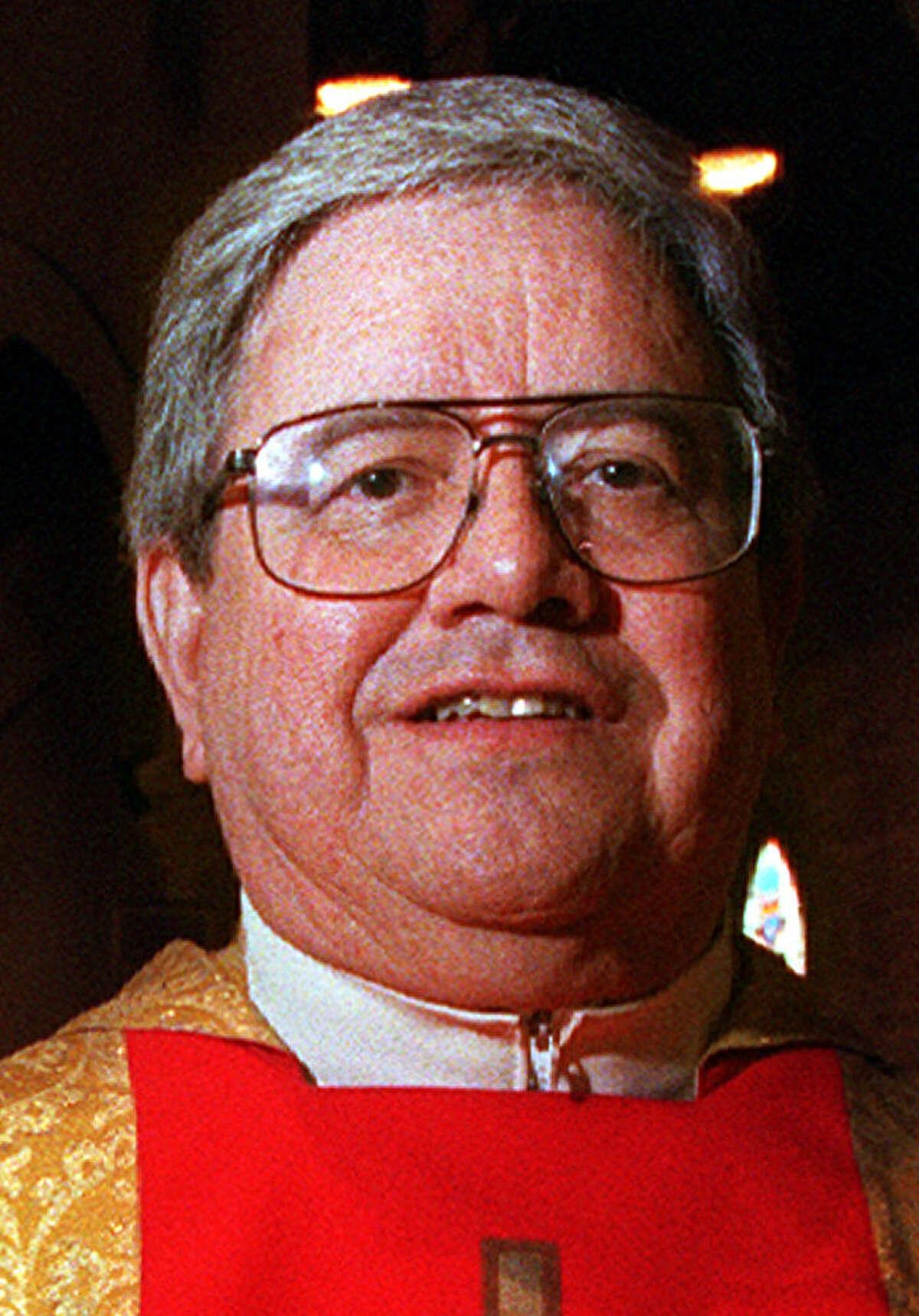 The Rev. Virgilio Elizondo