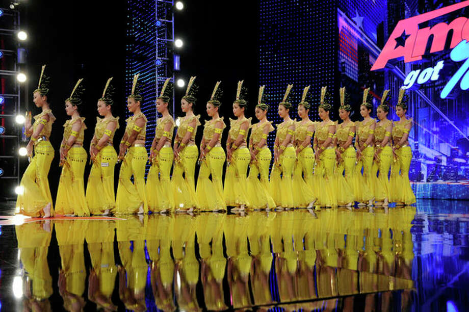 AMERICA'S GOT TALENT -- Episode 805 -- Pictured: Mitsi Dancing School -- Photo: NBC, Virginia Sherwood/NBC / 2013 NBCUniversal Media, LLC.