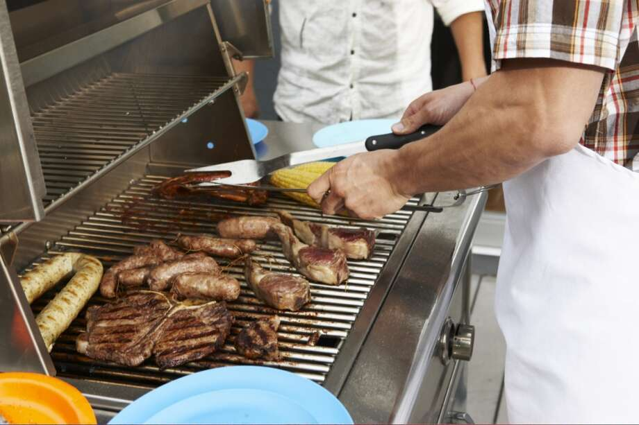 Grilling has been linked to increased cancer risk, but you can still cook out if you know what to avoid. Sally Scroggs, health education manager at MD Andreson's Cancer Prevention Center, offers the following tips for reducing cancer risk while grilling.