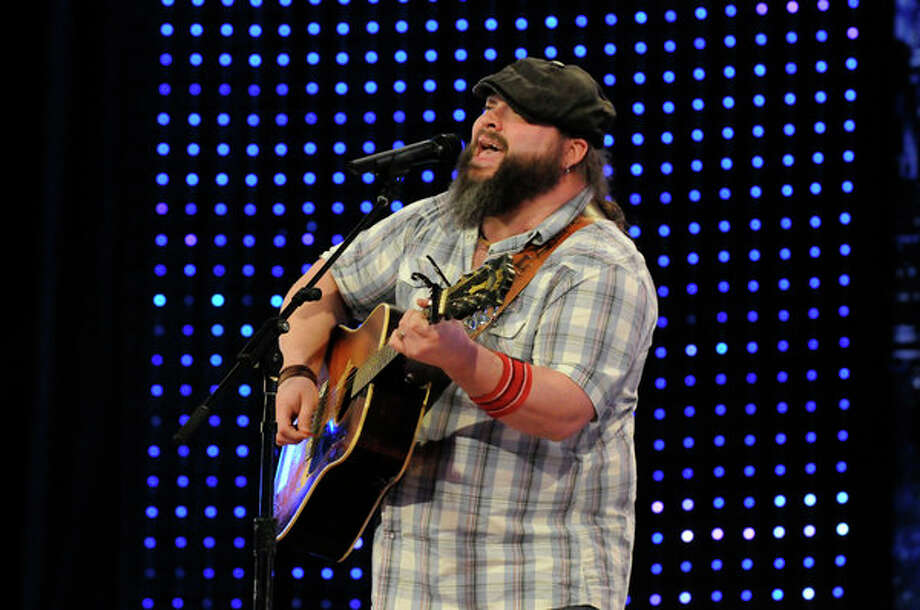 AMERICA'S GOT TALENT -- Episode 805 -- Pictured: Dave Fenley -- Photo: NBC, Bill Records/NBC / 2013 NBCUniversal Media, LLC.