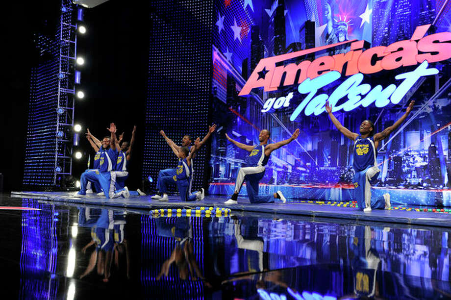 AMERICA'S GOT TALENT -- Episode 805 -- Pictured: Chiacgo Boyz -- Photo: NBC, Virginia Sherwood/NBC / 2013 NBCUniversal Media, LLC.
