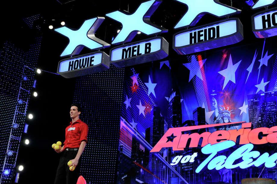 AMERICA'S GOT TALENT -- Episode 805 -- Pictured: David Ferman -- Photo: NBC, Virginia Sherwood/NBC / 2013 NBCUniversal Media, LLC.