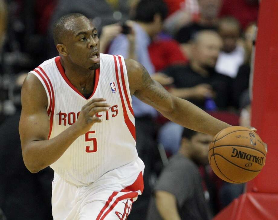 James Anderson  The 6-6, 215-pound shooting guard appeared in 29 games for the Rockets during the 2012-13 season.