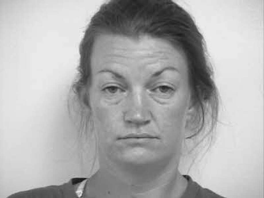 Name: Angela Beth Rigsby. Age: 29. Charge: Assault by strangulation. Photo: Hardin County Sheriff's Office