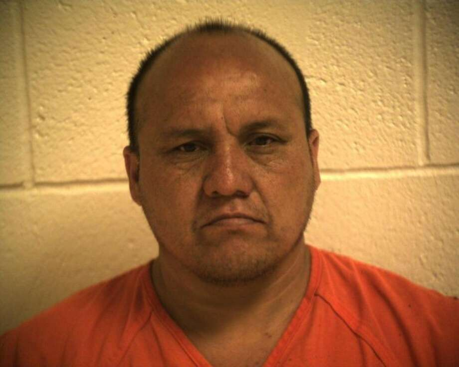 Cirilo Castillo in a Hidalgo County Sheriff's mug shot. (HC)
