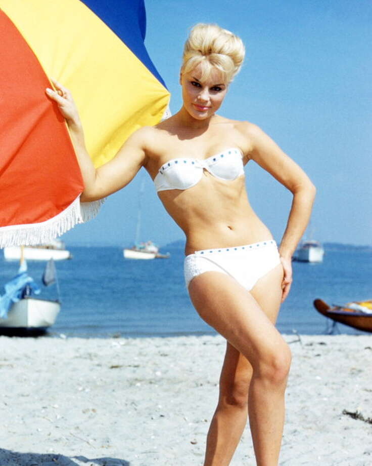 1963: German actress Elke Sommer Photo: Silver Screen Collection, Getty Images / 2013 Getty Images