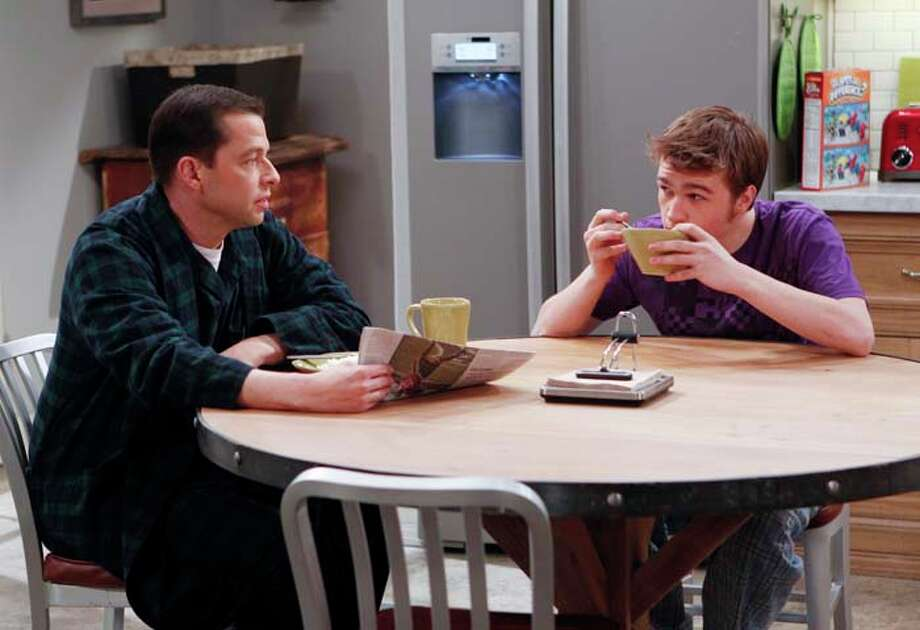 "Alan Harper on ""Two and a Half Men"" Photo: CBS Photo Archive, CBS Via Getty Images / 2012 CBS Photo Archive"