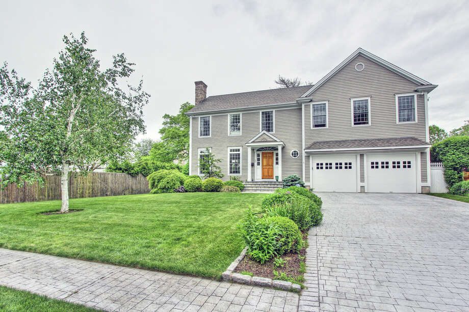 The house at 86 Judson Road is on the market for $1.197 million. Photo: Contributed Photo / Fairfield Citizen