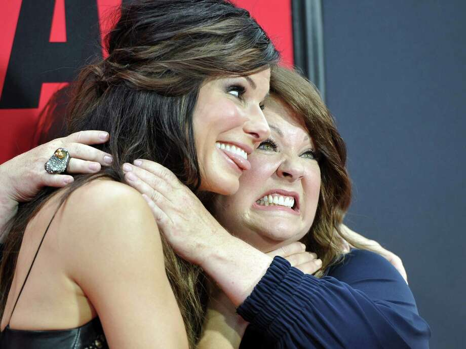 "Choice Movie (Chemistry): Sandra Bullock and Melissa McCarthy, ""The Heat"" Photo: Evan Agostini, INVL / Invision"