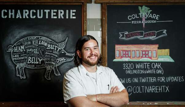 Revival MarketAdam Dorris, the chef de cuisine at Revival Market, went down an unconventional path to get to his current career. was working as a 