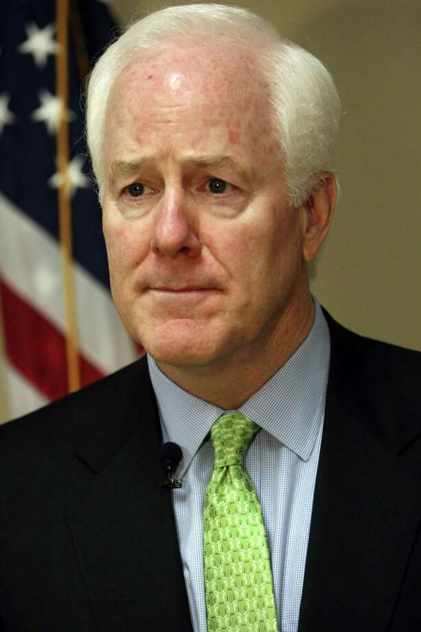 John Cornyn is the senior U.S. senator from Texas.