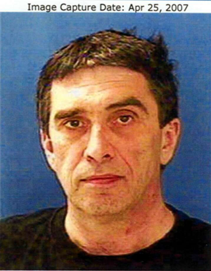 Leigh Rubenstein, 55, of Trumbull, is wanted for allegedly violating his parole on a 2003 conviction of sale and possession of narcotics. The U.S. Marshals Service Violent Fugitive Task Force is offering a reward and seeking the public's help to find Leigh Rubenstein who is believed to be at large in the area. Anyone with information regarding any of the three fugitives is asked to call the task force at 203-410-9026. All information provided is strictly confidential and an unidentified reward is being offered for all information. Photo: Contributed Photo / Connecticut Post Contributed
