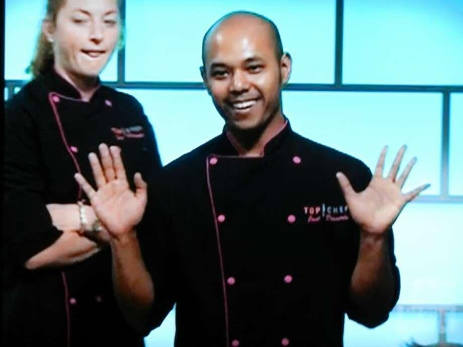 Vanarin Kuch of Houston's Tiny Boxwoods: Top Chef Just Desserts (2011)