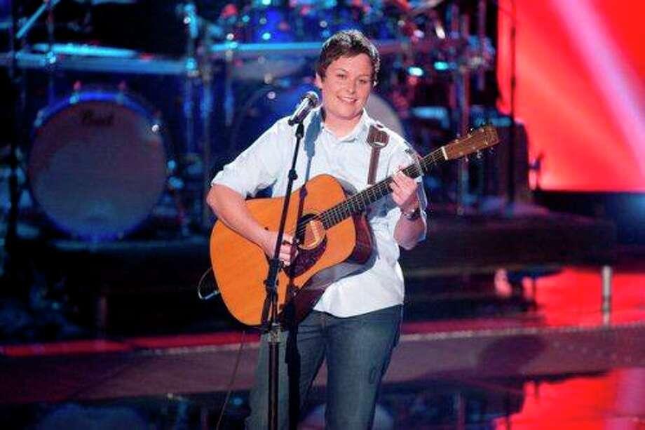Sarah Golden of Houston: The Voice, Season 2 (2012) Photo: Lewis Jacobs / © NBCUniversal, Inc.