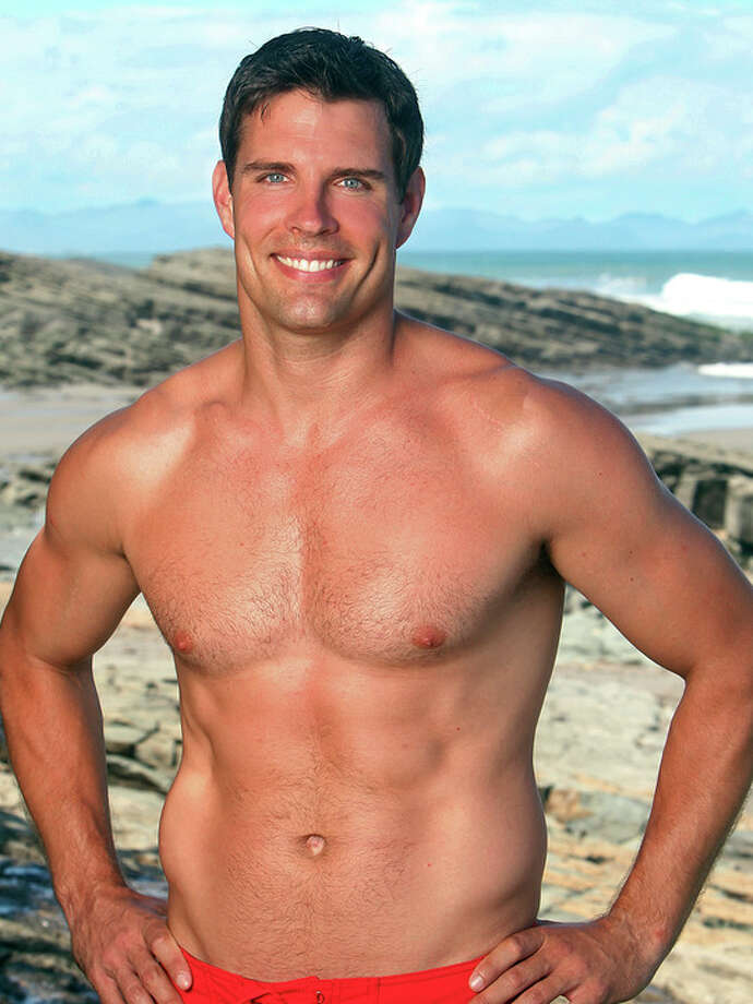 Mike Chiesl of The Woodlands: Survivor: Redemption Island, Season 22 (2011) Photo: MONTY BRINTON, CBS / ©2010 CBS Broadcasting Inc. All Rights Reserved