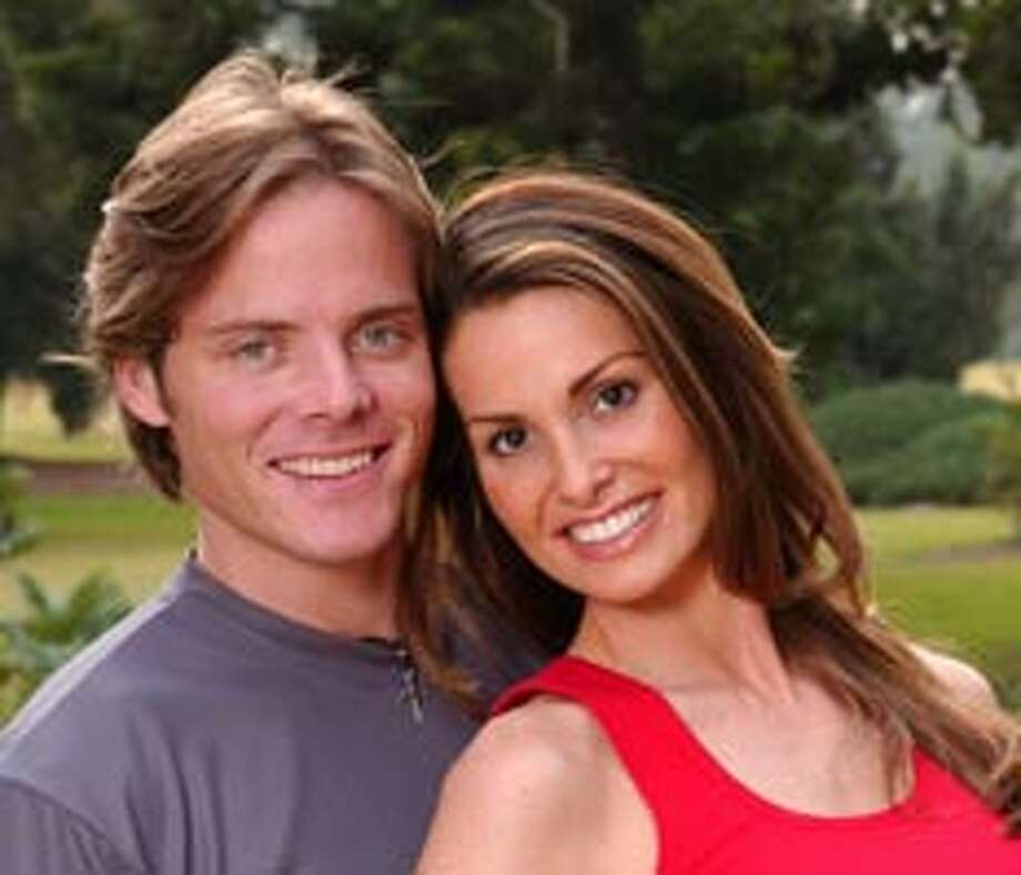 Christie Woods of Huntsville (right): The Amazing Race, Season 5 (2004)