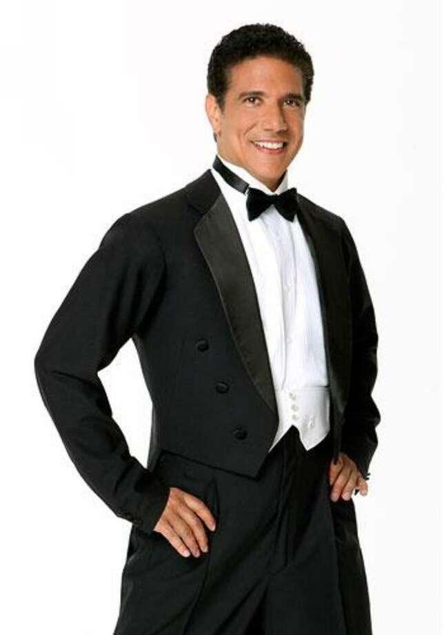 Corky Ballas: Dancing with the Stars, Seasons 7 & 10 (2008 & 2010)