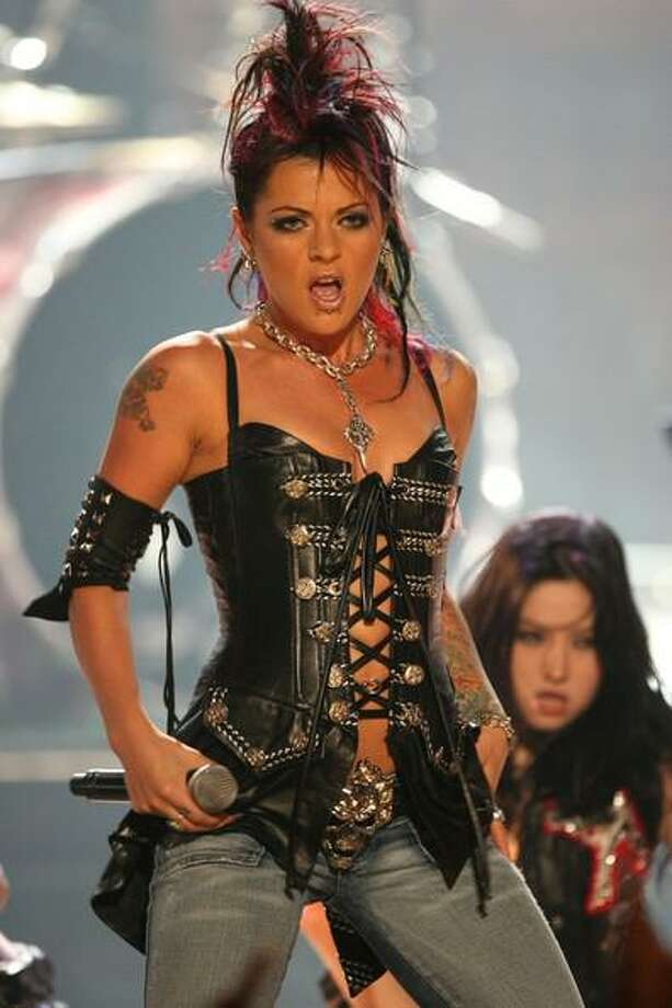 Dilana Robichaux of Houston (via South Africa): Rockstar: Supernova, Season 2 (2006)