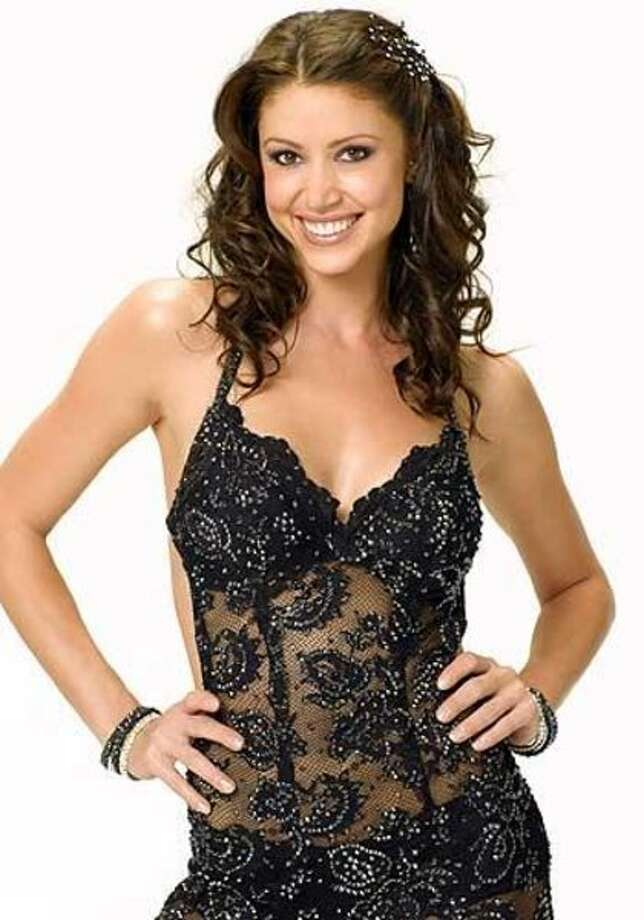Shannon Elizabeth of Houston: Dancing with the Stars, Season 6 (2008)