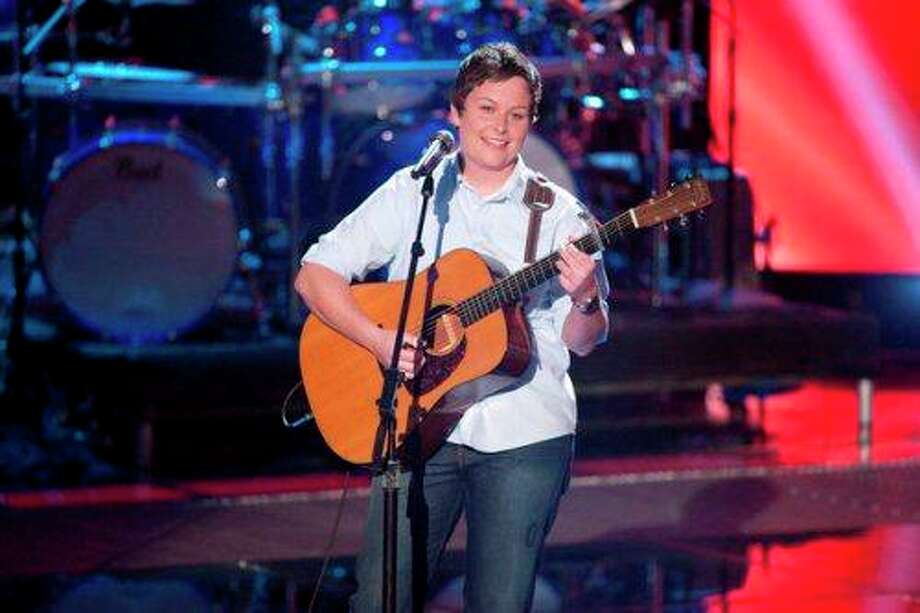 Sarah Golden of Houston: The Voice, Season 2 (2012) Photo: Lewis Jacobs / © NBCUniversal, Inc.