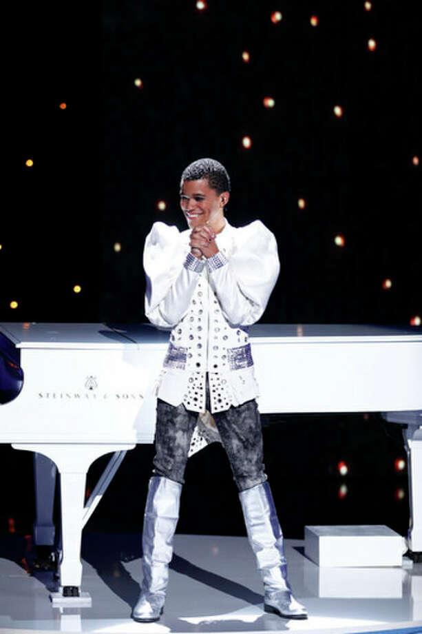 Daniel Joseph Baker of Katy: America's Got Talent, Season 7 (2012) Photo: Trae Patton, Trae Patton/NBC / ? NBCUniversal, Inc.