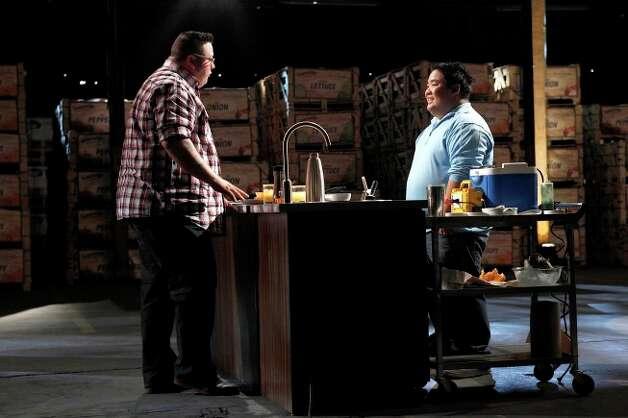 Alvin Schultz of Houston: MasterChef, Season 2 (2011)