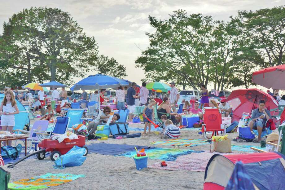 Were you SEEN at Compo Beach for Westport's 4th of July celebration sponsored by the PAL? 7/3/2013 Photo: Todd Tracy/ Hearst Connecticut Media Group