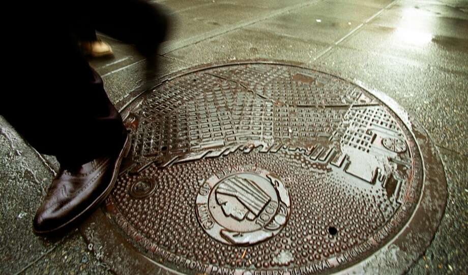 The perpetually vexing, male-rooted word ''manhole'' stayed the same in the lawbooks.   There just wasn't a good substitute for it, according to a  code reviser quoted in Reuters.