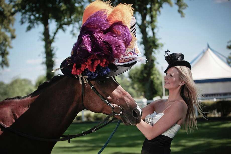 ''Horse man'' also stayed in the codes, with the addition of ''horse woman.'' Photo: Handout, Getty Images / 2011 Getty Images