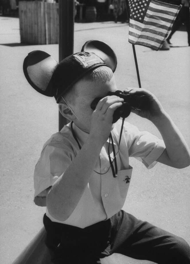 Official Mouseketeer Scott Feldman visiting Freedomland Park on 4th of July, 1963. Photo: Arthur Schatz, Time & Life Pictures/Getty Image / Arthur Schatz