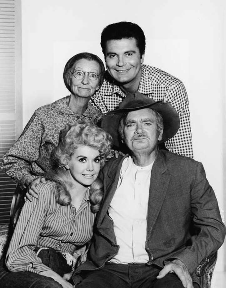"Jed Clampett on ""The Beverly Hillbillies"" Photo: CBS Photo Archive, Getty Images / CBS"