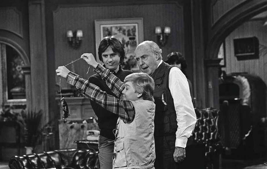 "Edward W. Stratton III on ""Silver Spoons"" Photo: NBC, NBC Via Getty Images / 2012 NBCUniversal, Inc."