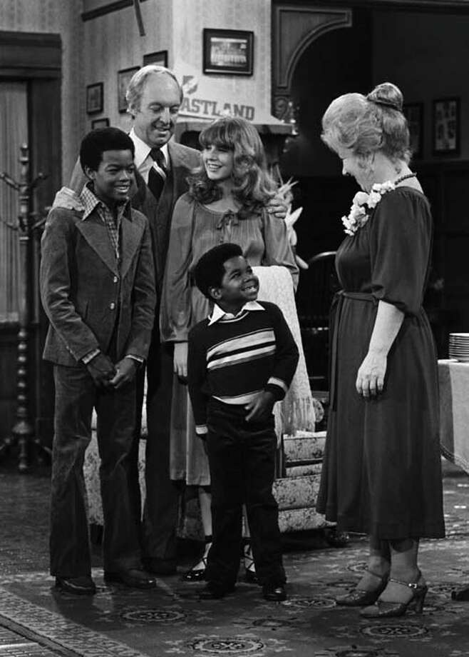 "Phillip Drummond on ""Diff'rent Strokes"" Photo: NBC, NBC Via Getty Images / 2012 NBCUniversal, Inc."