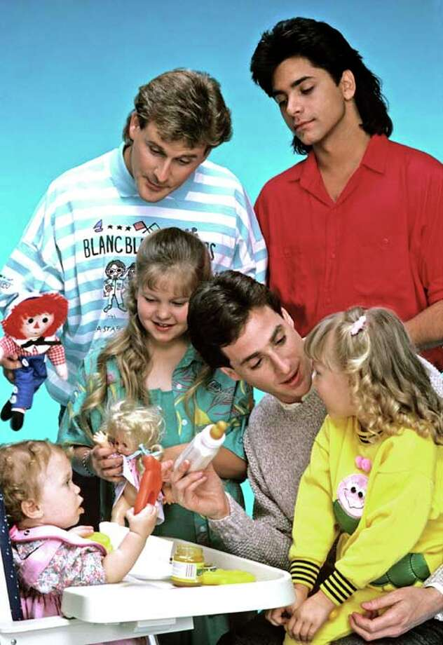"Danny Tanner on ""Full House"" Photo: Bob D'Amico, ABC Via Getty Images / 1987 American Broadcasting Companies, Inc."