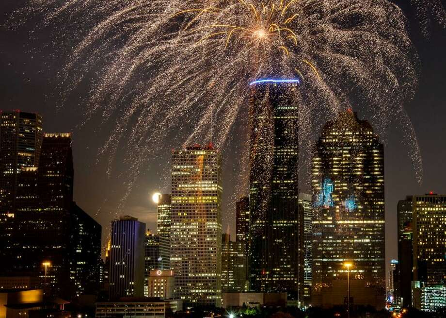 2013 Freedom Over Texas: Why stand out in the heat when you could watch the fireworks in Eleanor Tinsley Park from your living room? Performances by Sheryl Crowe and Martina McBride. 7 p.m., July 4th, ABC