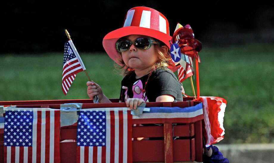 1929 Calder Place Fourth of July ParadeParade starts at 9 a.m. in the parking lot of the BISD Administration Building, 3395 Harrison Ave.