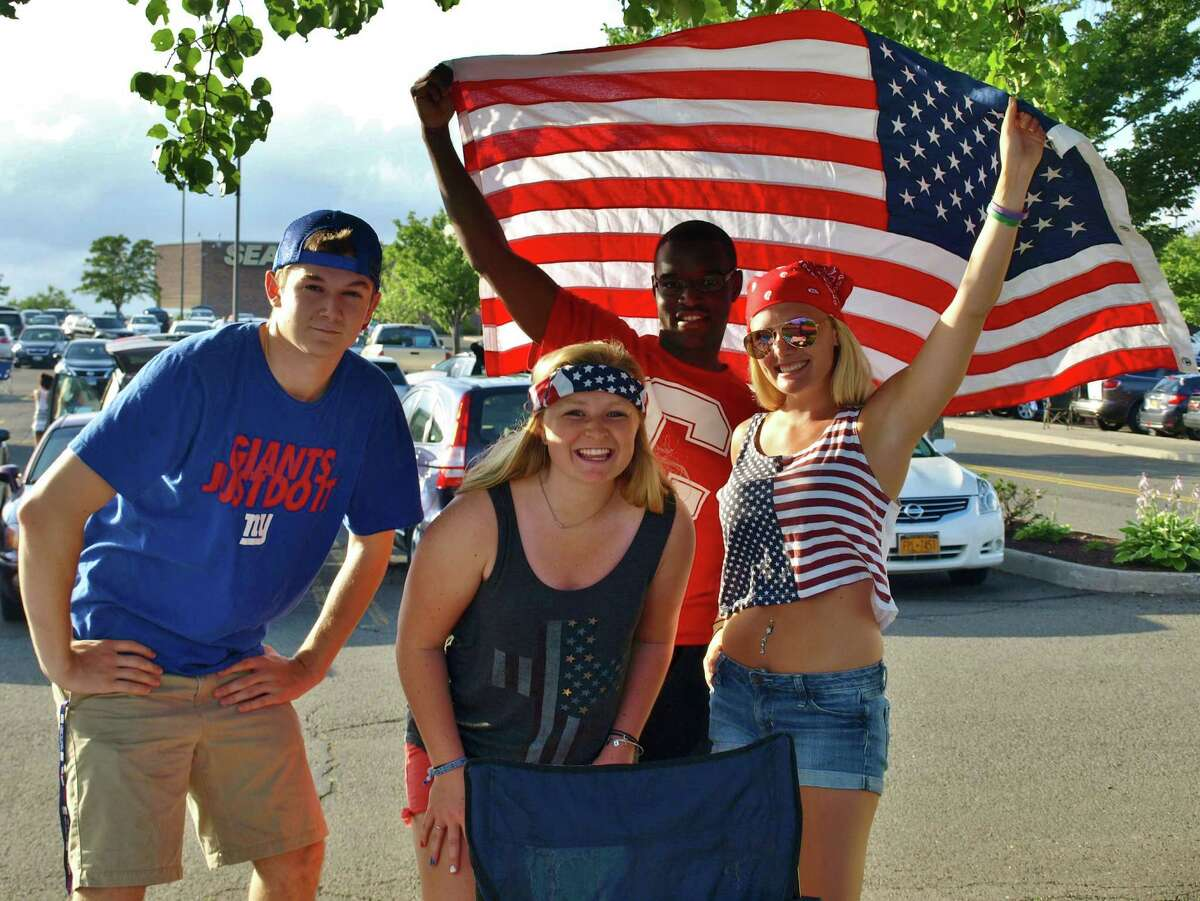 Were you SEEN at the fireworks show at the Danbury Fair Mall on July 3rd?