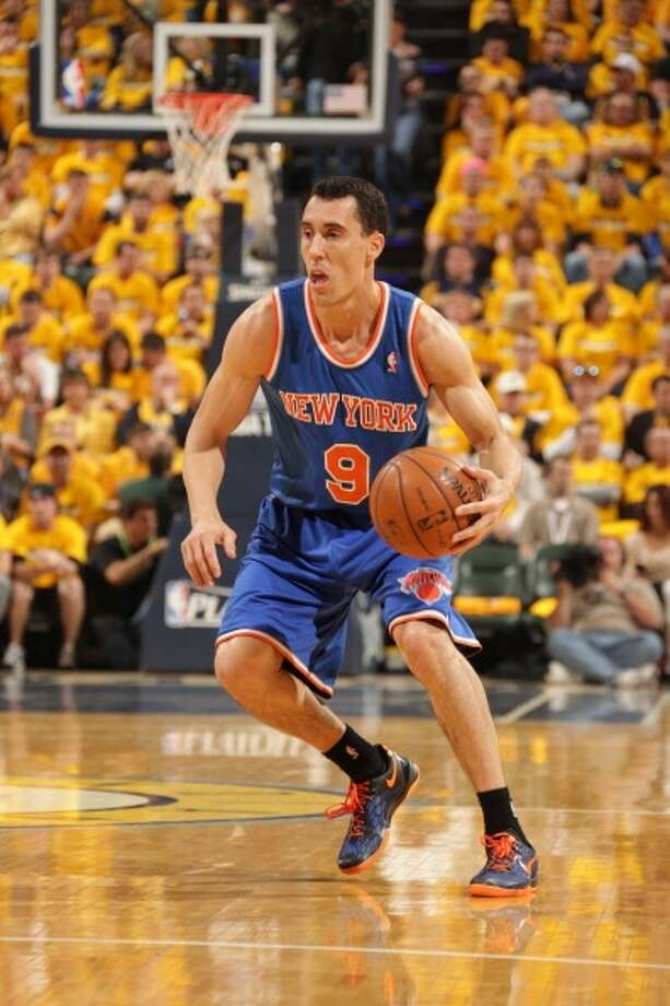 Pablo Prigioni  Re-signed with New York Knicks Photo: Ron Hoskins, NBAE Via Getty Images