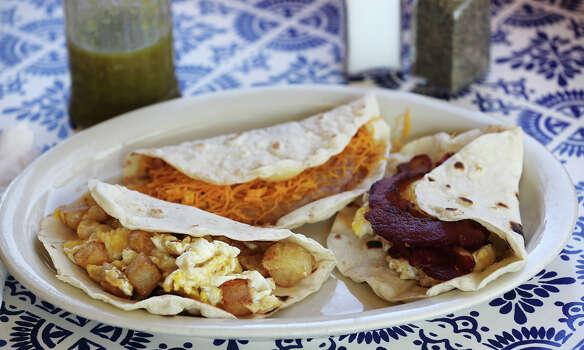 Vote For The Best Breakfast Tacos In San Antonio San